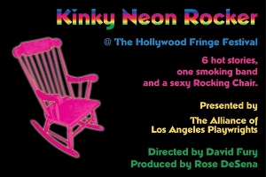 Post image for Los Angeles Theater Review: KINKY NEON ROCKER (Hollywood Fringe Festival)