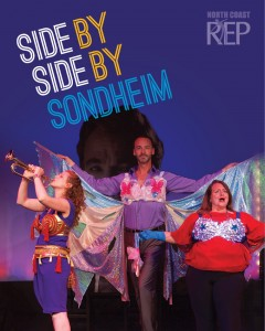 Theater Preview: SIDE BY SIDE BY SONDHEIM (North Coast Repertory Theatre in Solana Beach, San Diego)
