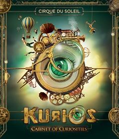 Post image for Tour Theater Review: KURIOS (Cirque du Soleil)