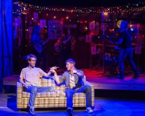 Ryder Bach and Curt Hansen in GIRLFRIEND. Photo by Craig Schwartz