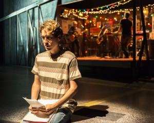Ryder Bach in GIRLFRIEND. Photo by Craig Schwartz