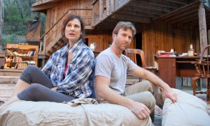 Susan Angelo and Aaron Hendry