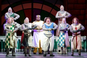 Hollywood Bowl - Spamalot  Photo by Craig T. Mathew/Mathew Imaging