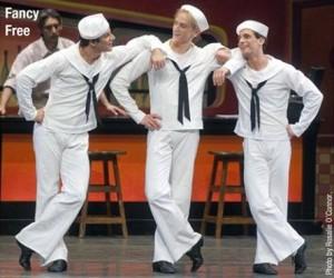 American-Ballet-Theatre-FANCY FREE-poster