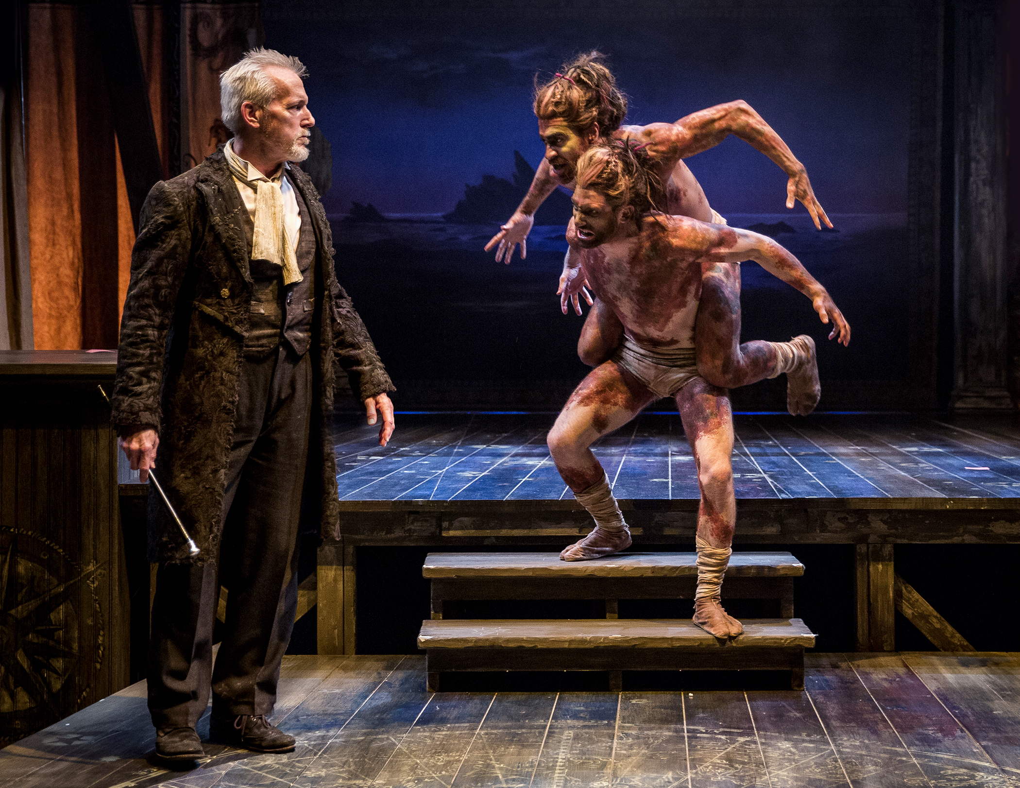 theater review the tempest chicago shakespeare theater cst tempest 04 lizlauren