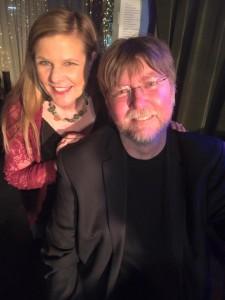 Dianne Fraser and Brad Ellis