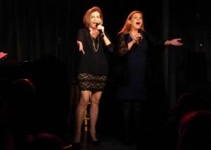 Elizabeth Hayden and Dianne Fraser
