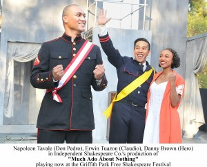 Theater Preview: MUCH ADO ABOUT NOTHING (Independent Shakespeare Co. in Griffith Park, Los Angeles)