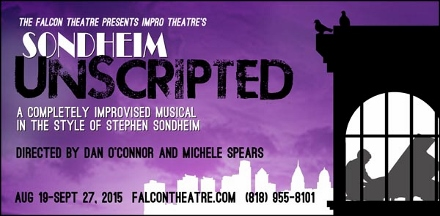 Post image for Los Angeles Theater Preview: SONDHEIM UNSCRIPTED (Impro Theatre at the Falcon in Burbank)