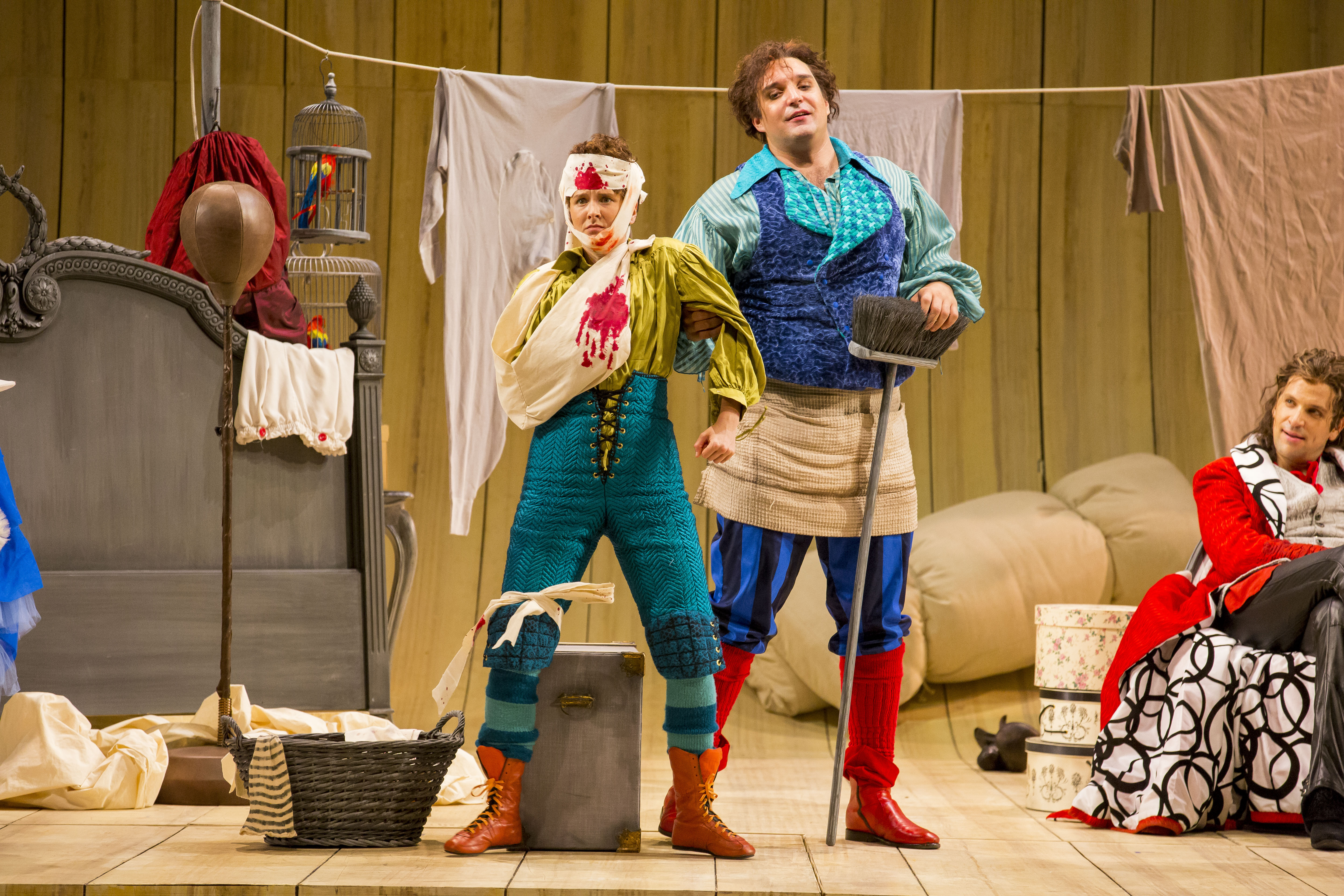 Opera Review The Marriage Of Figaro Lyric Opera In Chicago