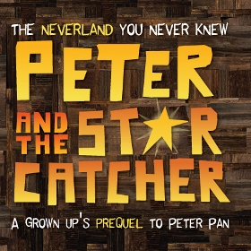 Post image for Chicago Theater Review: PETER AND THE STARCATCHER (Drury Lane Theatre)