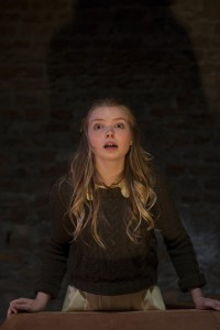 Genevieve Hulme-Beaman in PONDLING, produced by Gúna Nua Theatre Company and Ramblinman for Origin Theatre Co's 1st Irish Theatre Festival at 59E59 Theaters-photo by Paul McCarthy