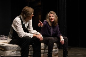 HAMLET IN BED (Rattlestick Playwrights Theater)
