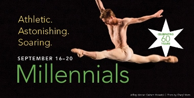 Post image for Chicago Dance Review: MILLENNIALS (The Joffrey Ballet at the Auditorium Theatre)