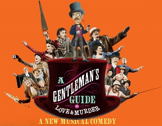 Post image for National Tour Theater Review: A GENTLEMAN'S GUIDE TO LOVE AND MURDER (Bank of America)