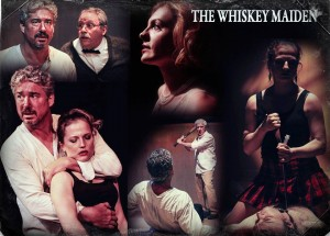 whiskey maiden production photo