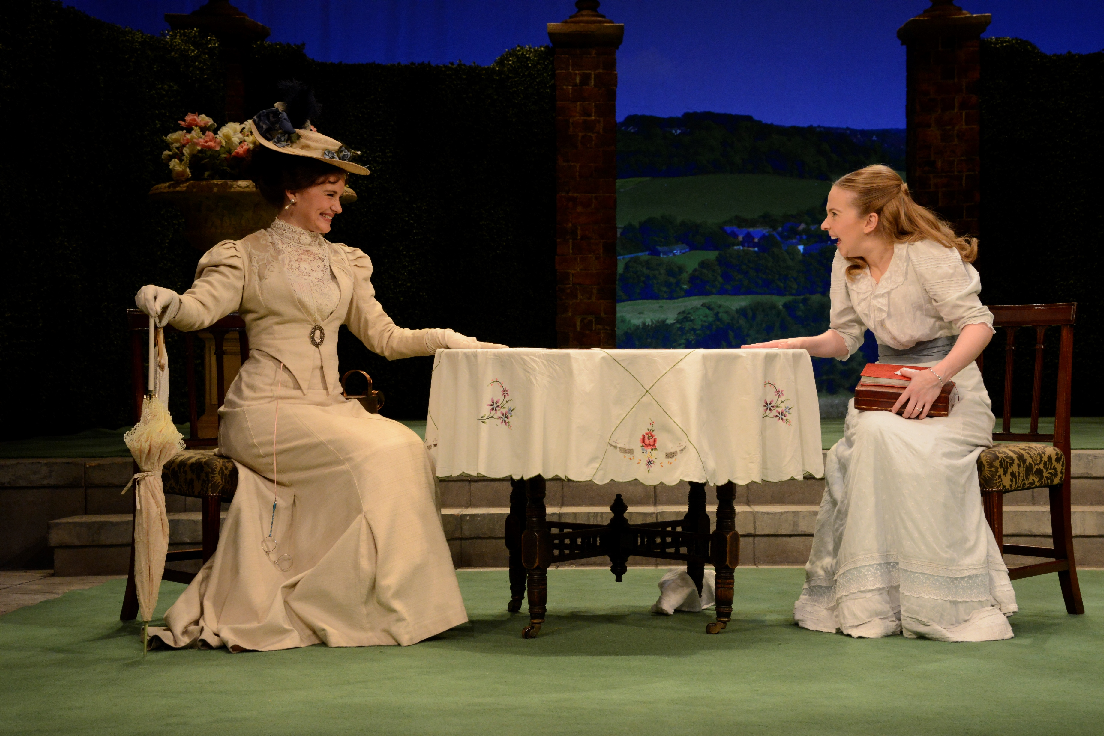 Theatre Preview The Importance Of Being Earnest Fathom Events   Vaudeville Theatre London Dress Rehearsals April The Importance Of Being  Earnest By Oscar Wildedirected By Adrian