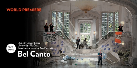 Post image for Chicago Opera Review: BEL CANTO (Lyric Opera)