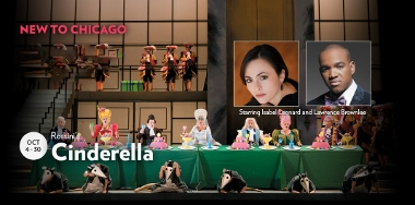 Post image for Chicago Opera Review: CINDERELLA (Lyric Opera)