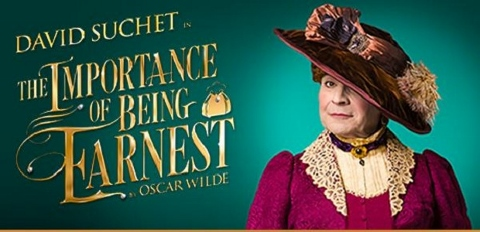 Post image for London Theatre Preview: THE IMPORTANCE OF BEING EARNEST (Fathom Events / Vaudeville Theatre)