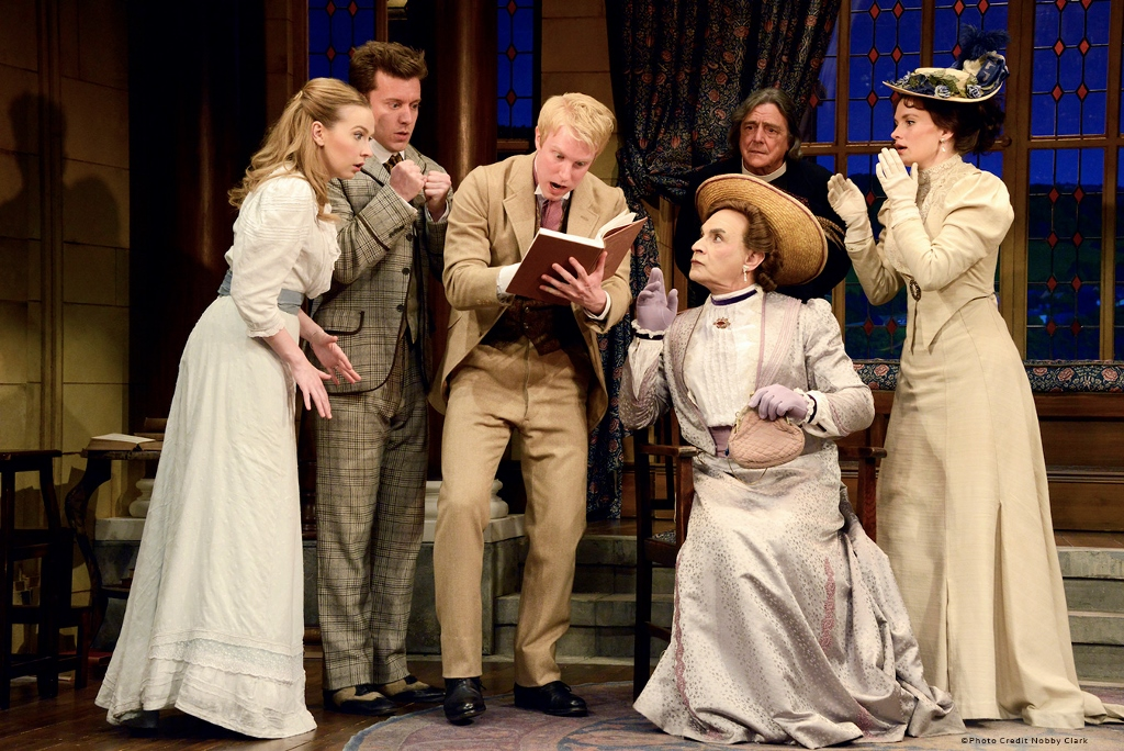 theatre preview the importance of being earnest fathom events  ntl s the importance of being earnest photo by nobby clark