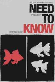 Post image for Los Angeles Theater Review: NEED TO KNOW (Rogue Machine Theatre in Theatre Theater)