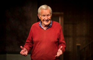 Orson Bean in SAFE AT HOME-photo by Vitor Martins.