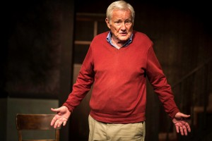 Orson Bean in SAFE AT HOME. Photo by Vitor Martins.