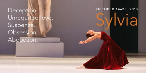 Post image for Chicago Dance Review: SYLVIA (The Joffrey Ballet)