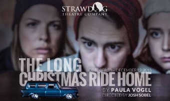 Post image for Chicago Theater Review: THE LONG CHRISTMAS RIDE HOME (Strawdog Theatre Company)