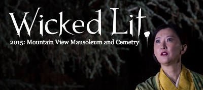 Post image for Los Angeles Theater Review: WICKED LIT 2015 (Mountain View Mausoleum and Cemetery)