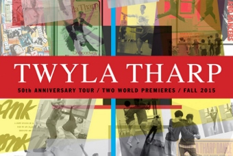 Post image for National Tour Dance Review: TWYLA THARP: 50TH ANNIVERSARY TOUR (Wallis)