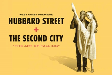 Post image for Los Angeles Dance Review: THE ART OF FALLING (Hubbard Street Dance Chicago + The Second City)