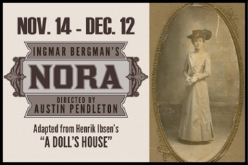 Post image for Off-Broadway Theater Review: NORA (Cherry Lane)