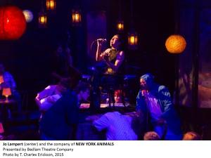 New York Animals BEDLAM 1 - T Charles Erickson