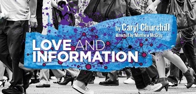 Post image for Los Angeles Theater Review: Caryl Churchills's LOVE AND INFORMATION (Son of Semele Ensemble)