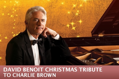 Post image for Los Angeles Music Review: DAVID BENOIT TRIBUTE TO CHARLIE BROWN (Carpenter Center in Long Beach)