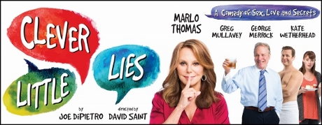 Post image for Off-Broadway Theater Review: CLEVER LITTLE LIES (Westside Theatre)