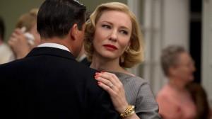 Cate Blanchett in CAROL - photo by Wilson Webb
