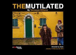 Post image for Chicago Theater Review: THE MUTILATED (A Red Orchid Theatre)