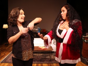 Photo 2 - (l to r) Diana Yanez and Maria Russell - Photo by Xavi Moreno
