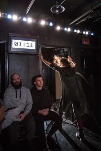 Ryan Stinnett, Tommy Bernardi, and Isabella Sazak photo by Bjorn Bolinder
