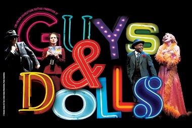 Post image for Los Angeles Theater Preview: GUYS & DOLLS (Oregon Shakespeare Festival at the Wallis in Beverly Hills)