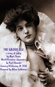 Post image for Chicago Theater Review: THE GILDED AGE: A TALE OF TODAY (City Lit)