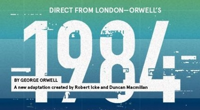 Post image for Tour Review: 1984 (The Broad Stage in Santa Monica)
