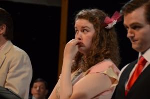 Allison Cook as Dolly Clandon