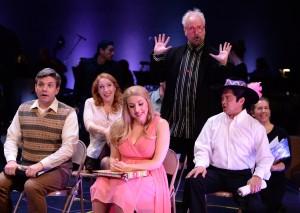 (Back) Danielle Marcelle Bond, Robin Buck, Roberto Perlas Gomez, (Front) Todd Strange, Jamie Chamberlin
