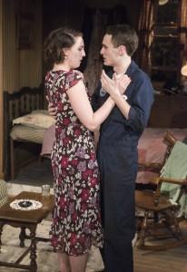 Eliza Stoughton & Sam Hubbard