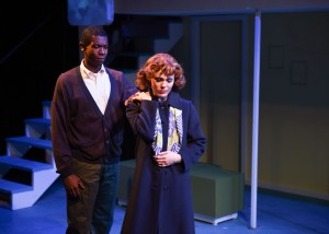 Evan Tyrone Martin and Summer Naomi Smart in Porchlight's Far From Heaven