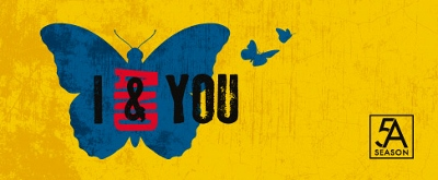 Post image for Off-Broadway Theater Review: I AND YOU (59E59)